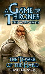 A Game of Thrones: The Card Game - The Tower of the Hand (In Store Sales Only)