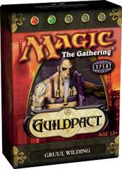 Guildpact Gruul Wilding Precon Theme Deck