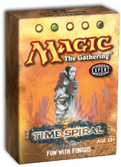 Time Spiral Fun With Fungus Precon Theme Deck