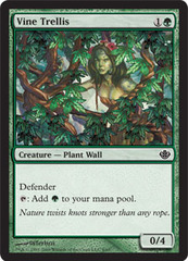 Vine Trellis on Channel Fireball