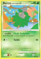 Burmy Plant Cloak - 56/99 - Common