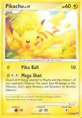 Pikachu - 71/99 - Common
