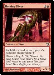 Homing Sliver on Channel Fireball