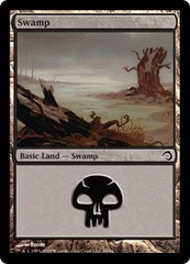 Swamp - Foil on Channel Fireball