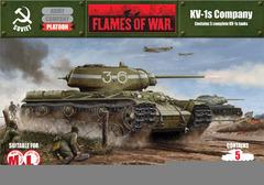 KV-1s Company - Platoon Box Sets