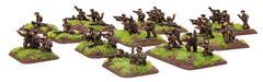 Commando Platoon & Commando Troop HQ - Infantry, Platoon