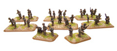 Colonel William O Darby &  Ranger Platoon - Infantry, Platoon