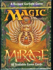 Mirage Starter Deck on Channel Fireball