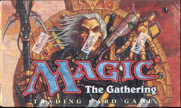 Urza's Saga Tournament Starter Deck Box