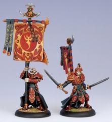 Praetorian Swordsmen Officer Standard Bearer