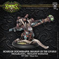 Hoarluk Doomshaper - Trollblood Warlock - PIP71002