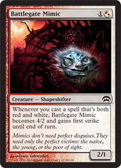 Battlegate Mimic on Channel Fireball