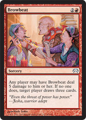 Browbeat on Channel Fireball