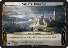 Academy at Tolaria West on Channel Fireball