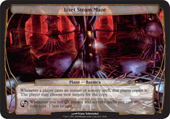 Izzet Steam Maze on Channel Fireball