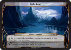 Lethe Lake on Channel Fireball