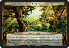 Naya on Channel Fireball