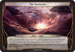 The Maelstrom on Channel Fireball