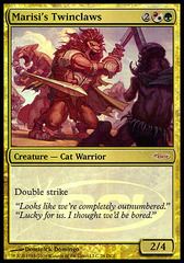 Marisi's Twinclaws - Gateway Foil
