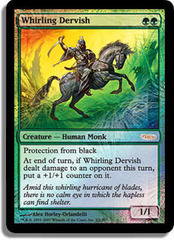 Whirling Dervish - MSS Foil