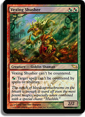 Vexing Shusher (Shadowmoor Release) on Channel Fireball