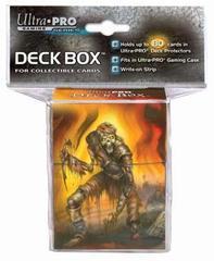 Death March Deck Box (Ultra-Pro Artist Series, Monte)