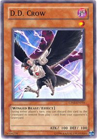 D.D. Crow - CP05-EN016 - Common - Promo Edition