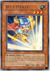 Spell Striker - CP07-EN008 - Rare - Unlimited Edition on Channel Fireball