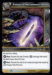 Extract of Necromantic Power