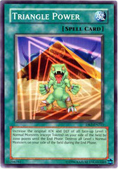 Triangle Power - DR2-EN211 - Common - Unlimited Edition