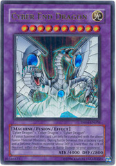 Cyber End Dragon - DR04-EN036 - Ultra Rare - Unlimited Edition