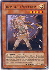 Disciple of the Forbidden Spell - DR04-EN136 - Common - Unlimited Edition