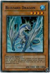 Blizzard Dragon - YDB1-EN001 - Super Rare - Promo Edition on Channel Fireball