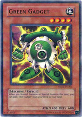 Green Gadget - HL05-EN002 - Parallel Rare - Promo Edition on Channel Fireball