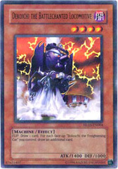 Dekoichi the Battlechanted Locomotive - HL05-EN004 - Parallel Rare - Promo Edition on Channel Fireball
