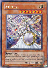 Athena - PP02-EN018 - Secret Rare - Unlimited Edition