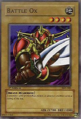 Battle Ox - SDK-005 - Common - 1st Edition