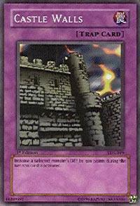 Castle Walls - SDP-043 - Common - 1st Edition