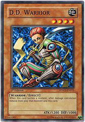 D.D. Warrior - SDWS-EN013 - Common - 1st Edition