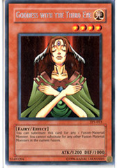 Goddess with the Third Eye - TP1-013 - Rare - Promo Edition on Channel Fireball