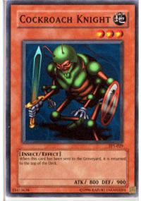 Cockroach Knight - TP1-029 - Common - Promo Edition