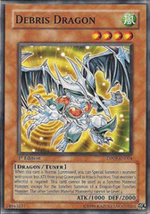 Debris Dragon - DP09-EN004 - Common - 1st Edition