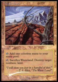 Wasteland - Player Rewards