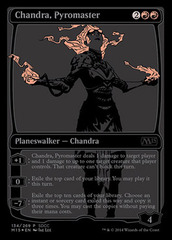 Chandra, Pyromaster - SDCC 2014 Exclusive Promo