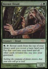 Hermit Druid Foil - DCI Judge Promo