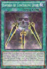 Swords of Concealing Light - BP03-EN151 - Shatterfoil - 1st Edition