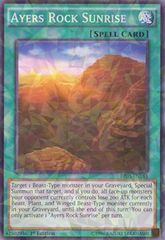Ayers Rock Sunrise - BP03-EN183 - Shatterfoil - 1st Edition on Channel Fireball