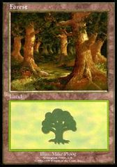 Forest - Euro Set 3 (Nottingham Forest, U.K.) on Channel Fireball