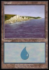 Island - Euro Set 3 (White Cliffs of Dover, U.K.) on Channel Fireball