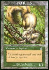 Squirrel - Token on Channel Fireball